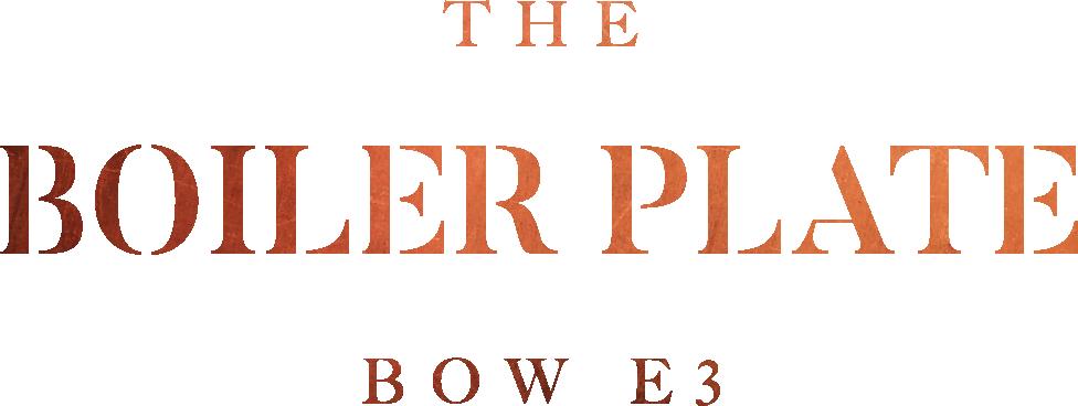 The Boiler Plate
