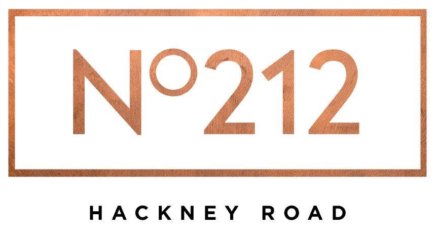 No 212 Hackney Road